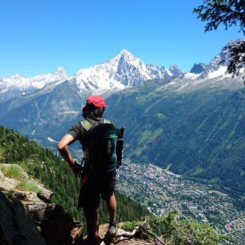 Chamonix is a depressing place